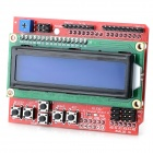 "2.6"" LCD Keypad Shield V2.0 LCD Extension Panel for Arduino (Works with Arduino Official Board)"