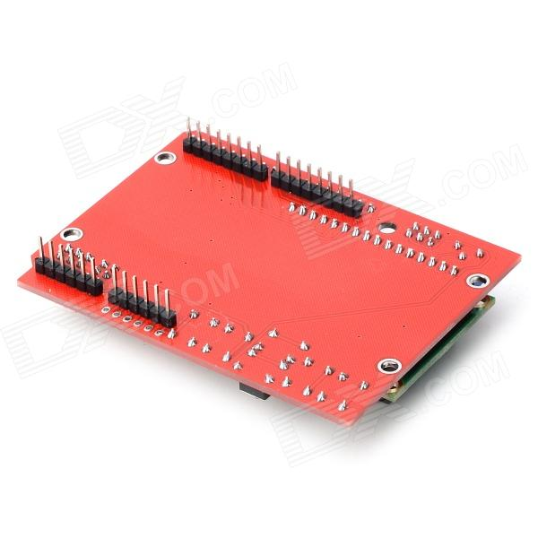 Quot lcd keypad shield v extension panel for