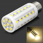 Fengyangdengshi 017 E27 7W 210lm 3000K Warm White 44-SMD 5050 LED Light Bulb - White (AC 220V)