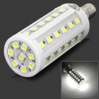 Fengyangdengshi 017 E14 7W 210lm 6500K White 44-SMD 5050 LED Light Bulb - White (AC 220V)