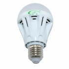 XinYiTong E27 7W 600lm 3000K 27 x SMD 2835 LED Warm White Light Lamp Bulb - White (95~245V)