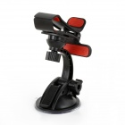 Universal Rotatable Car Suction Cup Holder for IPHONE 4, 4S, 5, 5S / Samsung i9220, i9250 / GPS