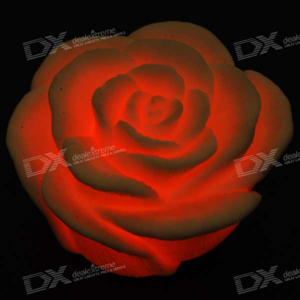 Charming Rose Multi-color Light (3*AG13)