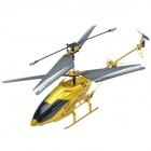 Gettop B160 3.5-CH 360 Degree Directional Rotating Control IR R/C Helicopter - Golden + Black