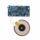 Qi Standard Wireless Charging Transmitter Module - Blue