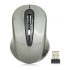 Promi MF-316 2.4G USB 2.0 Wireless Optical Mouse - Grey