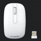Motospeed G118 USB 2.0 2.4G Wireless Mouse - White