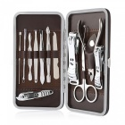 12 in 1 Nail Care Manicure Set Pedicure Tool for Cutting