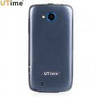 "UTime U100A Dual-Core MTK6577 Android 4.04 WCDMA Bar Phone w/ 4.6"" IPS, Wi-Fi and GPS - Grey"