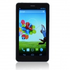 "T733A 7"" TFT Android 4.0.4 Cortex A8 3D WCDMA Tablet w/ Bluetooth V2.1 / Wi-Fi / Camera - Black"