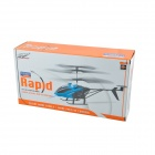 2-CH Remote Controll Helicopter - Blue
