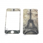 HH-5G Eiffel Tower Style Striae Protective Screen Protector Film for IPHONE 5 / 5S / 5C