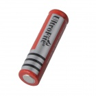 "UltroFite rechargeable 3.7V 18650 batterie Li-ion ""5800mAh"" - Rouge"