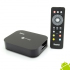 Jesurun A10 Quad-Core Android 4.2.2 TV Player w / 2 GB RAM, 8 GB ROM, Bluetooth - Schwarz (US-Stecker)