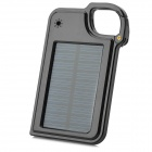 PUDINI JC1450 Keychain Style 1450mAh Solar Powered Power Bank for Cellphone / Digital Camera + More