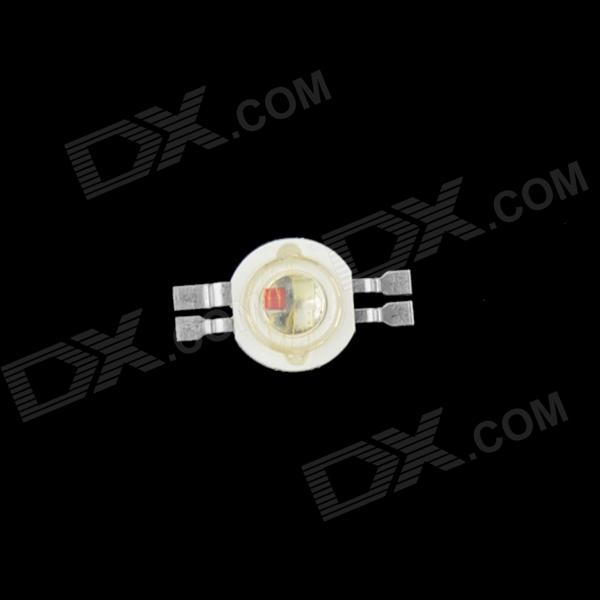 WaLangTing 3W 65lm 4-Pin LED RGB Light Bead- White + Silver (2.0~3.6V)