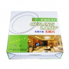 MLSLED MLS-XD32-16W 16W 1100lm 160-SMD 3014 LED White Ceiling Light - White (100~240V)