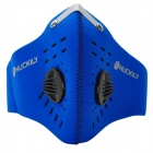 NUCKILY Outdoor Cycling Diving Cloth Dust-proof Mask - Blue