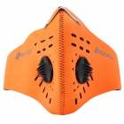 NUCKILY Outdoor Cycling Diving Cloth Dust-proof Mask - Orange