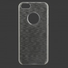 Glow-in-the-Dark Ultrathin Protective Frosted Plastic Back Case for IPHONE 5 - Translucent White