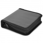 Portable PP1440 CD Zippered Bag - Black