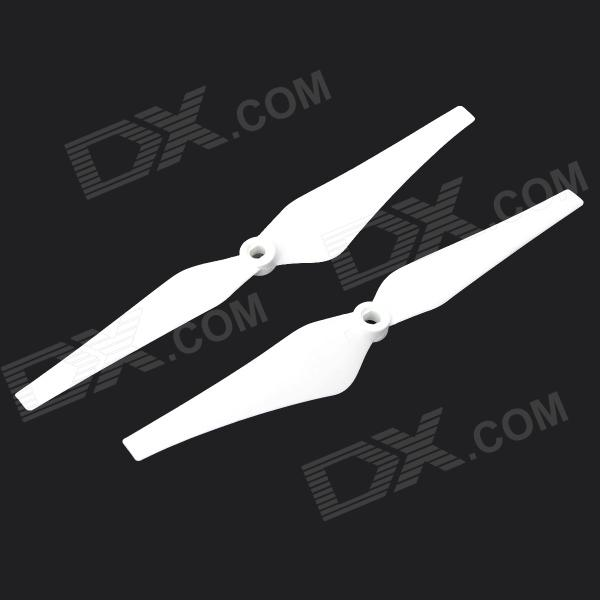 Replacement Propeller Pros Paddle Blades for DJI Phantom 1 - White