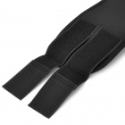 O / X Type Leg Straightening / Correcting / Beautifying Neoprene Belt Set - Black