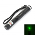 JFZHIGUANG 303 5mW 532nm Laser Pointer - Black + Silver (1 x 18650)