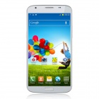 "SOSOON X63 3G Dual Core Android 4.2.2 WCDMA Bar Phone w/ 6.44"", 1GB RAM, 4GB ROM, GPS - White"