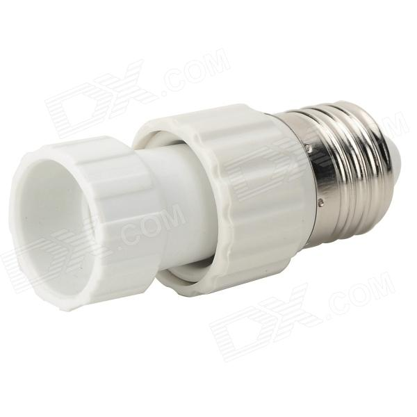 LSON 2-in-1 E27 to GU10 /  GU10 to 14 LED Adapter