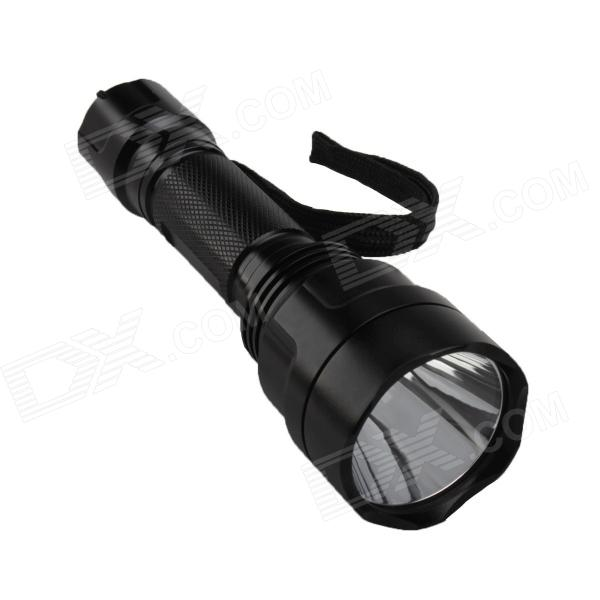 SingFire SF-C8 200lm 5-Mode White LED Tactical Flashlight - Black (1 x 18650) норд sf 200