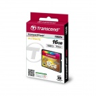 Transaction TS16GCF1000 16GB 1000x Compact Flash-Karte