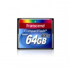 Transcend 64GB 400x Compact flash Card 90/60 MB/s