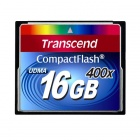 Transcend 16GB 400x Compact flash Card 60/30 MB/s