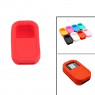 BZ112 Silicone Case for GoPro Hero 3+ / 3 Remote Controller - Red