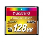 Transcend 128GB 1000x Compact flash Card 160/120 MB/s