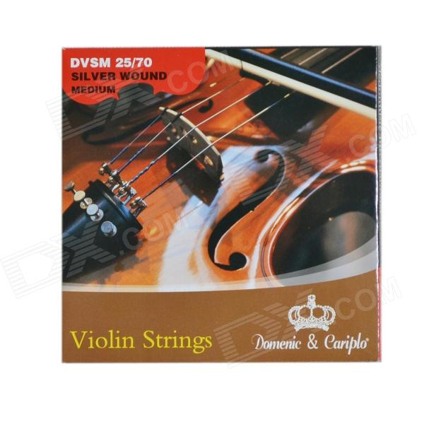 dedo-ma-72-steel-violin-strings-silver-silvery-grey-4-pcs