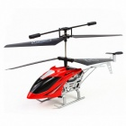 Fuqi E2301 Shockproof  2.5-CH Mini R/C Helicopter w/ IR Remote Control - Red (6 x AA)
