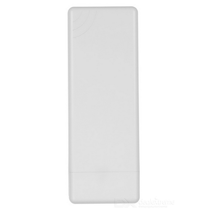 COMFAST CF-E214N 400mW 2.4GHz 150Mbps Wireless LAN Outdoor CPE/AP Router - White