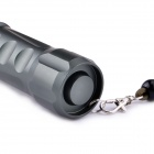 UltraFire KX-007B LED 5-Mode 600LM Retractable Zooming Flashlight w/Strap - Celandine Green