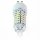 G9 6W 210LM 120-SMD 3528 LED Cool White Spotlight Bulb (AC 110~120V)
