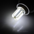 E14 6W 204LM 220V ColdWhite Light 64-3014 SMD Lámpara de maíz LED