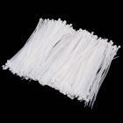 YDS-180M 4 x 180mm Self-Locking Nylon Cable Tie Wraps - White ( 500PCS)