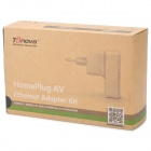 7HP120 HomePlug AV Ethernet Kit Adaptador - Blanco