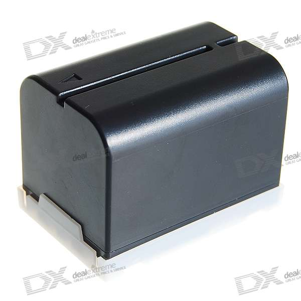 JVC V416 Compatible 2200mAh Battery Pack for JVC DV2000/DV GR-D50K + More