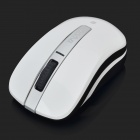 Rapoo m335 USB 2.0 5GHz Wireless 1000dpi Optical Mouse - Hvit + Svart