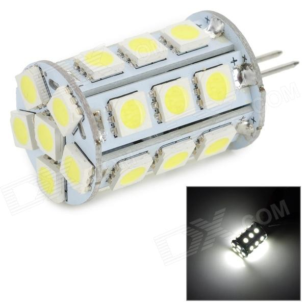 lexing LX-G4-04 G4 2~2.8W 220lm 7000K 24-5050 SMD LED White Light lamp (DC 10~30V)