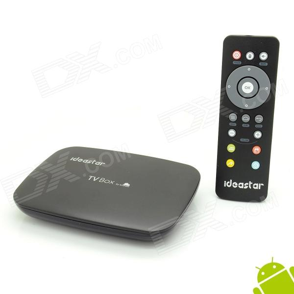Ideastar Q1 Quad-Core Android 4.2.2 Google TV Player w/ 2GB RAM, 8GB ROM, Bluetooth - Black