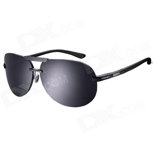 Reedoon 2223 Driving UV400 Protection Sunglasses for Men - Black