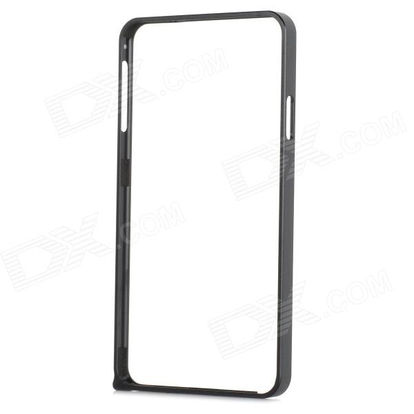 Aluminum Alloy Bumper Frame for Samsung Note 3 N9000 / N9002 / N9005 / N9006 / N9008 / N909 - Black